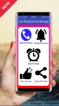 Cute Ringtones for Message for Android - APK Download