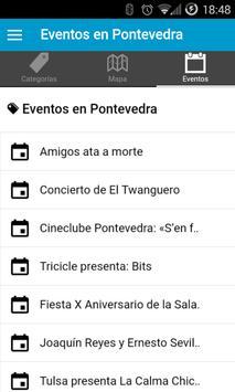 Destino.gal apk screenshot