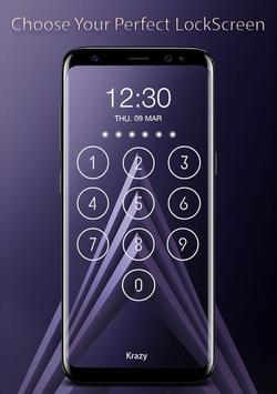 Lock Screen for Galaxy A5, A7 HD apk screenshot