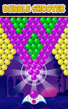 Galaxy Bubble Pop screenshot 3