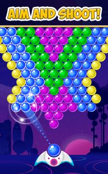 Galaxy Bubble Pop screenshot 6