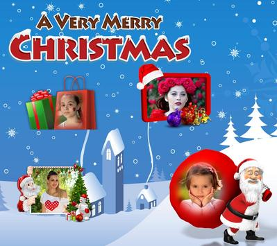 Christmas Photo Frames screenshot 7