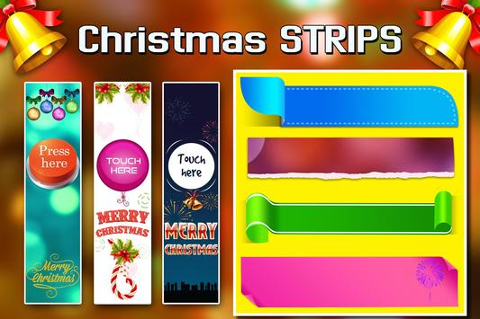Christmas Photo Strips 2017 screenshot 7