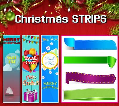 Christmas Photo Strips 2017 screenshot 8