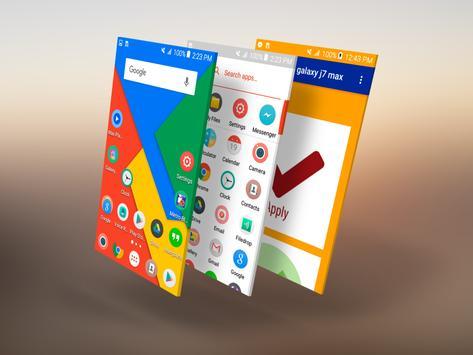 Icon Pack for Galaxy J7 Max apk screenshot