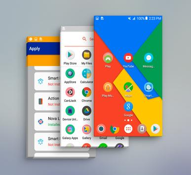Icon Pack for Galaxy J7 Max poster