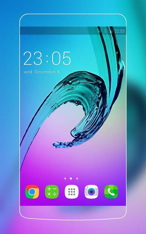 Theme For Samsung Galaxy A7 Hd Wallpapers 2018 For Android Apk