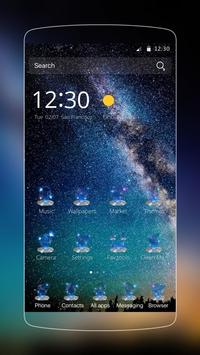 Galaxy Theme for Samsung poster