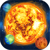 Planet Shooter - Solar Space icon