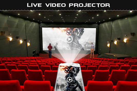 Photo Video Projectr Simulator apk screenshot