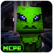 Alien Invasion Map for MCPE icon