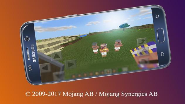 Ancient Egypt Addon for MCPE apk screenshot