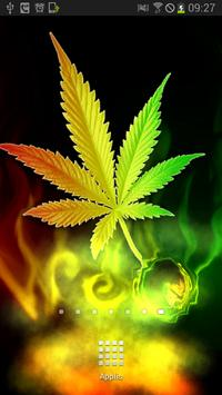 Marijuana Rastafari Magic FX apk screenshot
