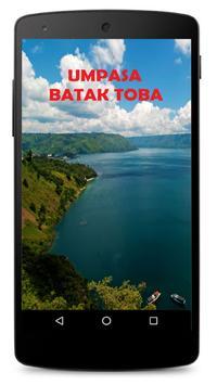 Umpasa dan Adat Batak Toba poster