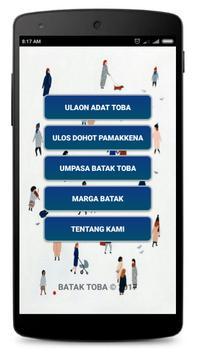 Umpasa dan Adat Batak Toba apk screenshot