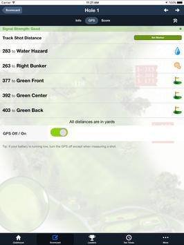Sandusk Golf Club screenshot 7