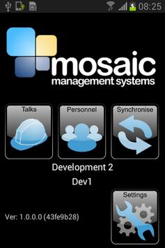 Mosaic Management Systems apk screenshot