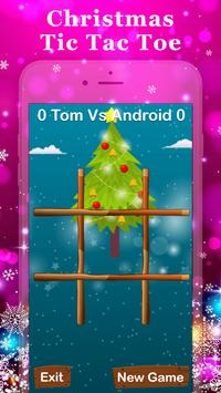 Tic Tac Toe For Christmas Emoji apk screenshot