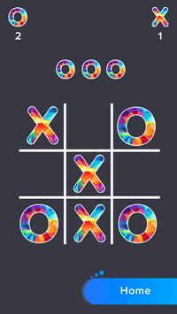 Chillax Tic Tac Toe screenshot 1