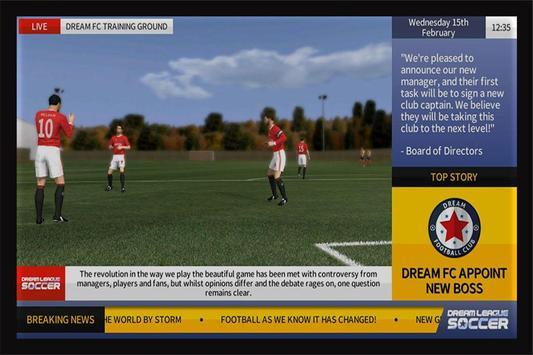 Tips Dream League Soccer 2017 poster