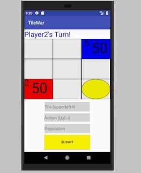 TileWar screenshot 1