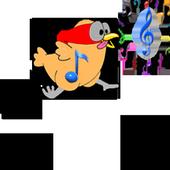 Scream chicken Go icon