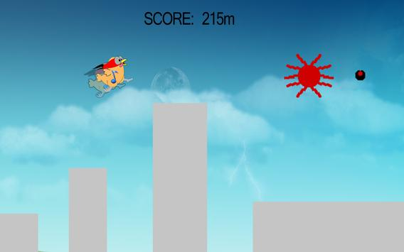 Scream chicken Go screenshot 2