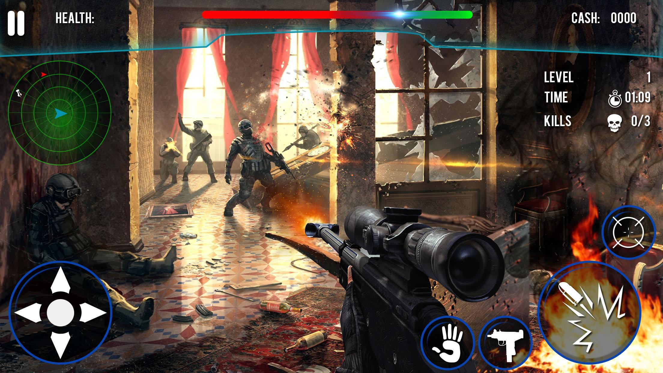 Yalghar The Revenge of SSG Commando shooter for Android - APK Download