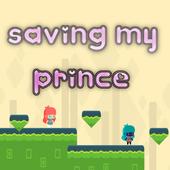 Saving my prince icon