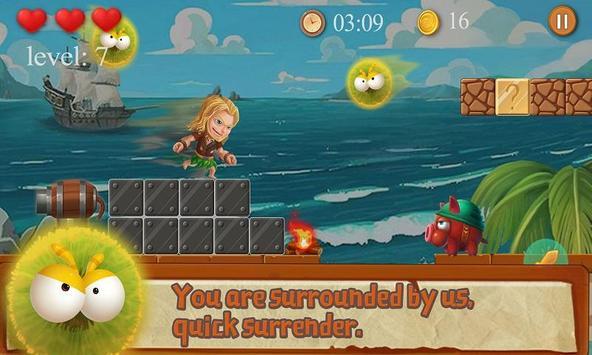 Mr. Adventurer : Smasher apk screenshot