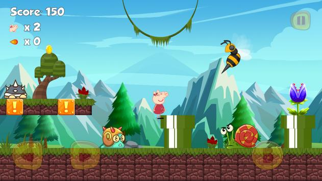 ... Peppa Run Pig Adventure apk screenshot ...