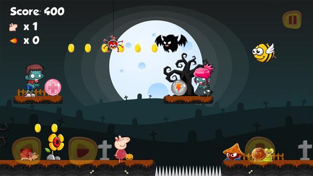 ... Peppa Run Pig Adventure apk screenshot