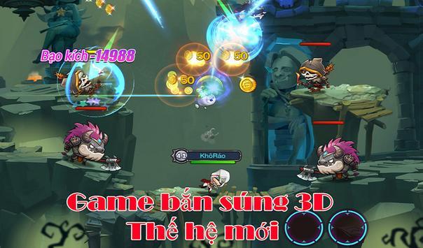 Ban Sung Online - 9Shot 3D poster