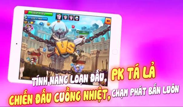 Ban Sung Online - 9Shot 3D apk screenshot