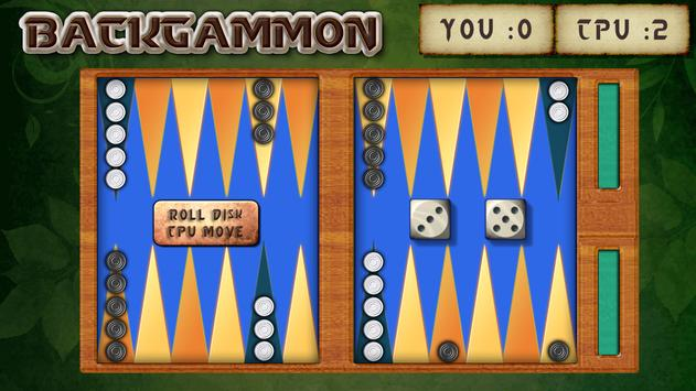 Backgammon New screenshot 2