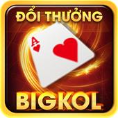 BIGK - ĐỔI THƯỞNG, danh bai doi thuong, game bai icon