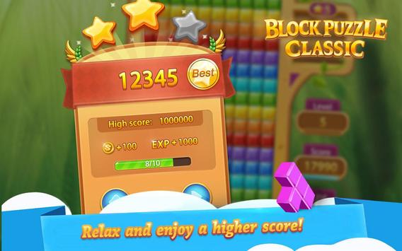 Brick Puzzle Classic screenshot 11