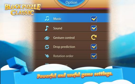 Brick Puzzle Classic 截圖 9