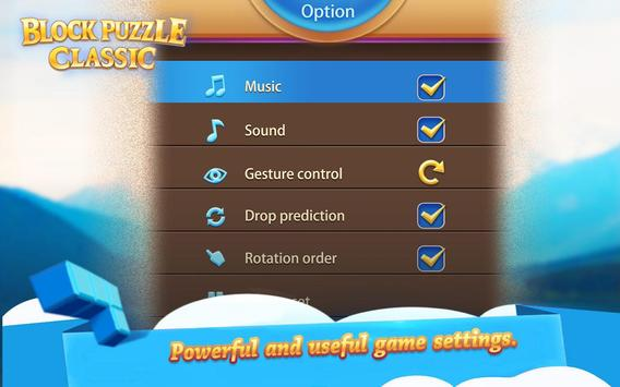 Brick Puzzle Classic screenshot 9