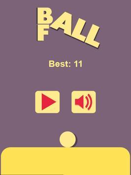 Ball Fall poster