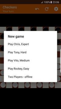 Checkers screenshot 23
