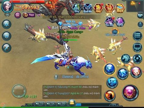 Khung Thuong vo lam ngao thien screenshot 7