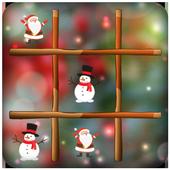 Christmas Tic Tac Toe icon