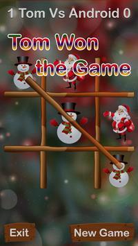 Christmas Tic Tac Toe apk screenshot