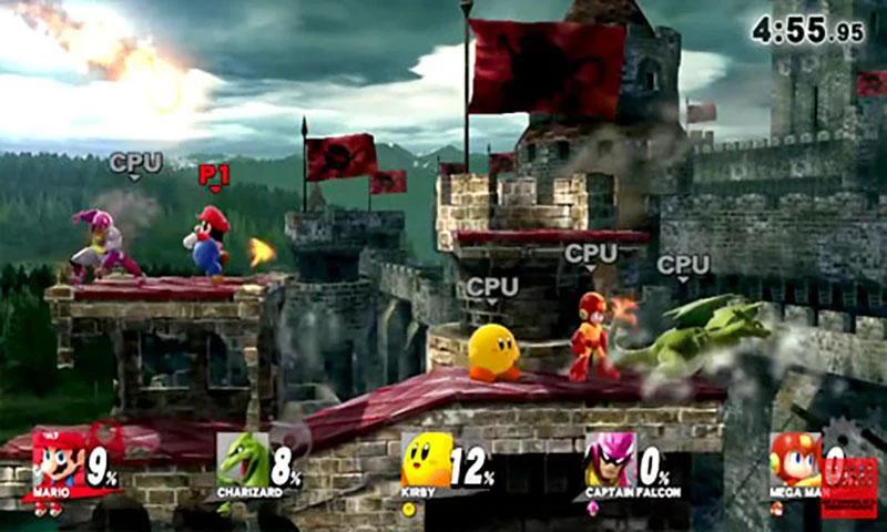 Super smash bros wii u emulator android | Official Site