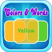 Colors and Words icon