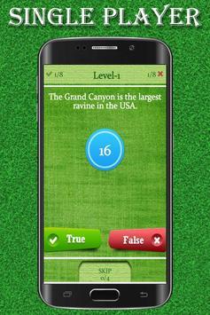True Or False Mind Teaser screenshot 2