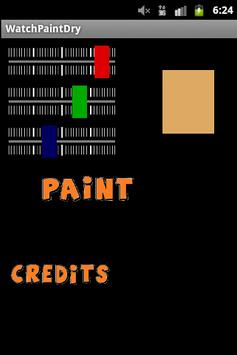 Watch Paint Dry poster