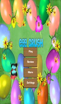 Egg Crush Free poster