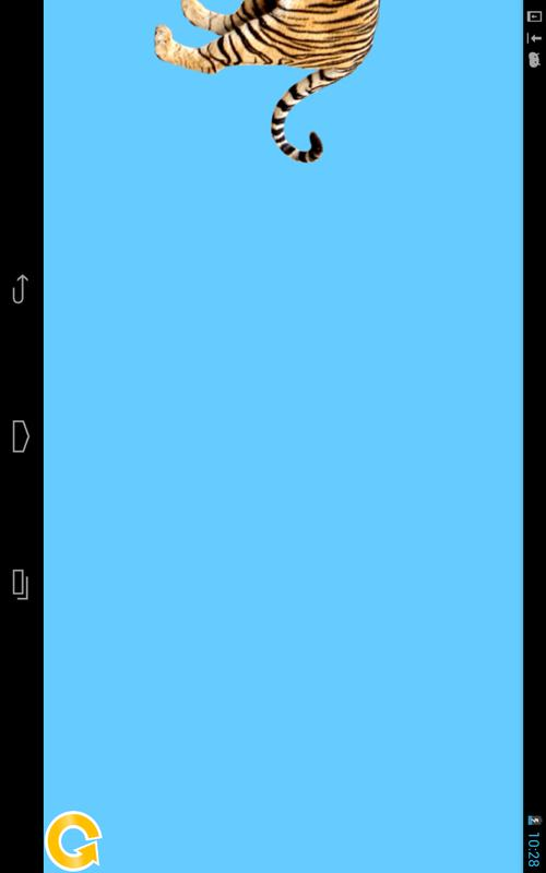 Android 用の いないいないばぁ タタタッチ どうぶつ 知育アプリ Apk